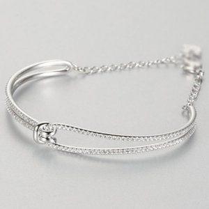 🎉SWAROVSKI LIFELONG bracelet silver